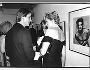 Jeremy Irons, Princess Diana© Copyright Photograph by Dafydd Jones 66 Stockwell Park Rd. London SW9 0DA Tel 020 7733 0108 www.dafjones.com
