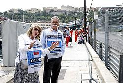 May 25, 2019 - Monte Carlo, Monaco - Motorsports: FIA Formula One World Championship 2019, Grand Prix of Monaco, ..Chase Carey (USA, CEO of Formula One Group) (Credit Image: © Hoch Zwei via ZUMA Wire)