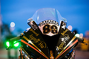 Peter HICKMAN, GBR, Aspire-Ho by Bathams Racing BMW S 1000 RR<br /> <br /> 65th Macau Grand Prix. 14-18.11.2018.<br /> Suncity Group Macau Motorcycle Grand Prix - 52nd Edition.<br /> Macau Copyright Free Image for editorial use only