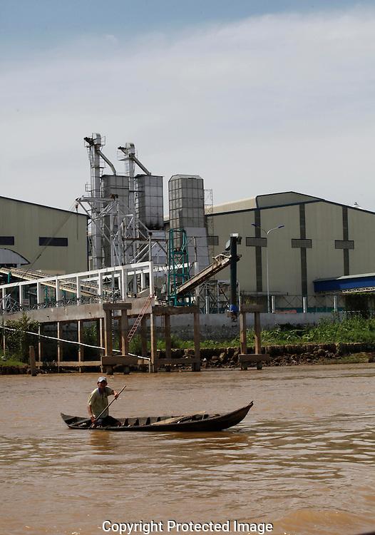 Life along the Mekong River in Vietnam<br /> <br />  photo by Dennis Brack