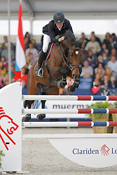 Heydens Wesley - Ullrich<br /> World Championship Young Horses Lanaken 2008<br /> Photo Copyright Hippo Foto