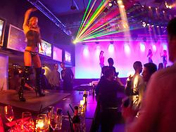 28.04.2011, Hotel Madlein, Ischgl, AUT, Skiurlaub Ruby in Ischgl, Discobesuch im Ischgler Pascha, im Bild Party - Feature mit Tänzerin at Disco Pascha in Ischgl Austria on 28/4/2011. EXPA Pictures © 2010, PhotoCredit: EXPA/ J. Groder