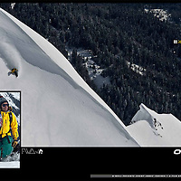 ONeill global campaign 2012. Stock image buy-out. Jeremy Jones, Austria.
