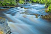 Riviere Ouiatchouan River<br /> Val-Jalbert<br /> Quebec<br /> Canada