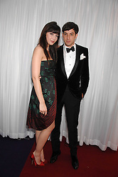 MARK RONSON and DAISY LOWE at the 2008 Glamour Women of the Year Awards 2008 held in the Berkeley Square Gardens, London on 3rd June 2008.<br /><br />NON EXCLUSIVE - WORLD RIGHTS