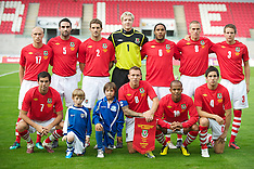 100811 Wales v Luxembourg