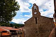 Eglise Saint Felix, Laroque-des-Albères, Pyrenees Orientales, France