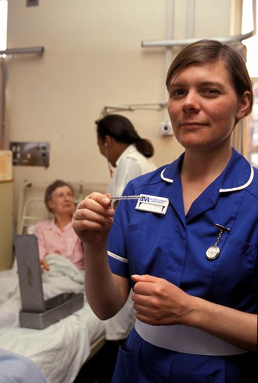 Agency nurse, london