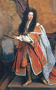 William III (1650-1702) king of Great Britain and Ireland from 1689. Portrait attributed to Thomas Murray.