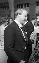 TOM TROUBRIDGEat a dance in London on 12th May 1959.