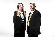 Pietro e Laura Pagari, presente e futuro della Security Brand Solutions SBS, azienda grafica che si occupa della produzione di stampati ed etichette adesive, che sviluppa nuovi prodotti sulla base delle esperienze acquisite in diversi settori chimico-fisici.