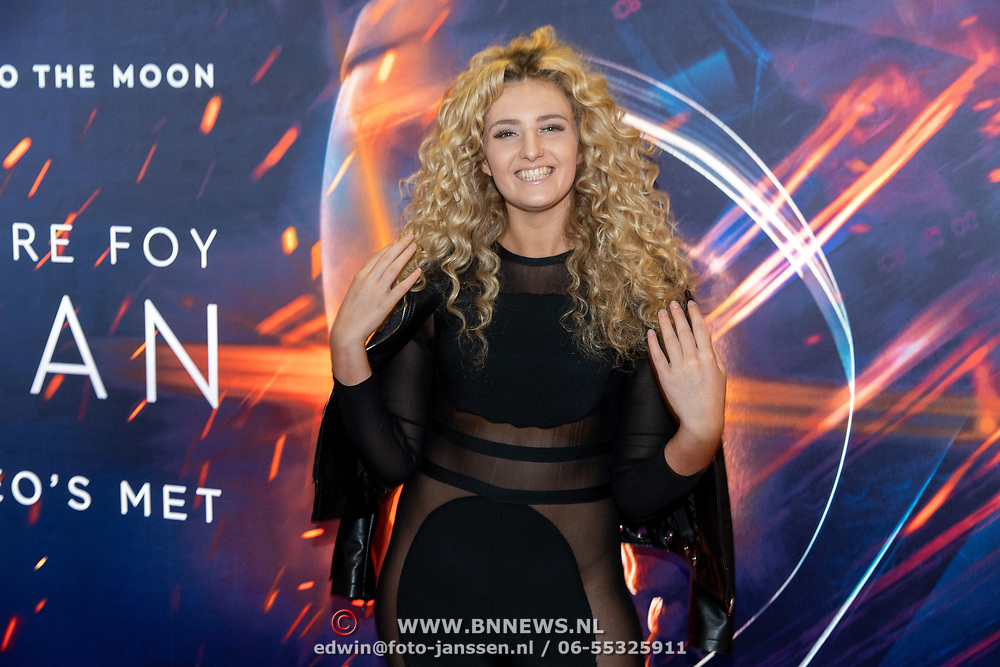 NLD/Amsterdam/20181009 - Imax vertoning First Man, Fabiola Volkers