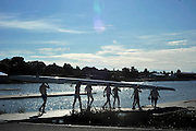Eton. Great Britain.  General Views, GV's.  2011 FISA Junior  World Rowing Championships. Dorney Lake, Nr Windsor. Monday, 01/08/2011 [Mandatory credit: Peter Spurrier Intersport Images]