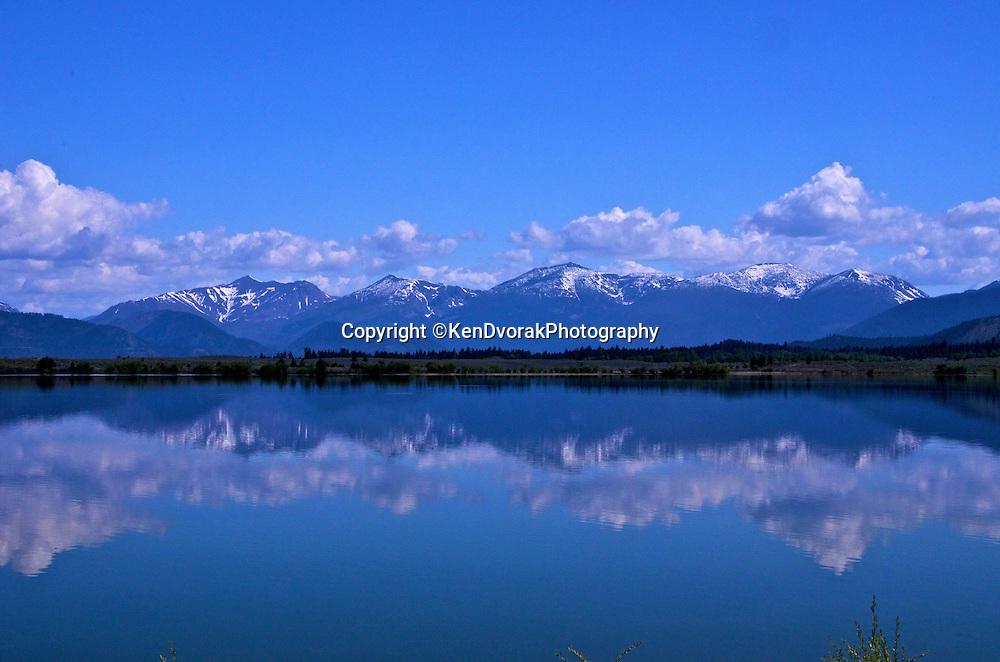 Browns Lake, MT