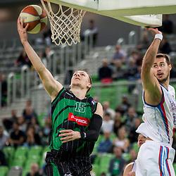20171002: SLO, Basketball - ABA League 2017/18, KK Petrol Olimpija vs KK Igokea