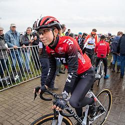 13-10-2019: Cycling: Superprestige Cyclocross: Gieten<br />Alice Maria Arzuffi