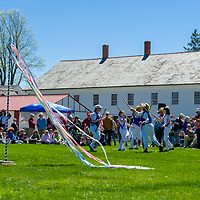 Canterbury Shaker Village Opening Day, May 4, 2013.