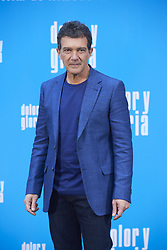 March 12, 2019 - Madrid, Spain - ANTONIO BANDERAS attends the 'Dolor y Gloria' Photocall at the Villamagna Hotel in Madrid, Spain. (Credit Image: © Jack Abuin/ZUMA Wire)
