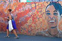 Cuba, santiago de Cuba, Quartier Tivoli // Cuba, Santiago de Cuba, District of Tivoli