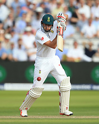 South Africa's Theunis de Bruyn during day two of the First Investec Test match at Lord's, London. PRESS ASSOCIATION Photo. Picture date: Friday July 7, 2017. See PA story CRICKET England. Photo credit should read: Nigel French/PA Wire. RESTRICTIONS: Editorial use only. No commercial use without prior written consent of the ECB. Still image use only. No moving images to emulate broadcast. No removing or obscuring of sponsor logos.