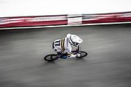 #77 (SAKAKIBARA Kai) AUS at Round 6 of the 2019 UCI BMX Supercross World Cup in Saint-Quentin-En-Yvelines, France