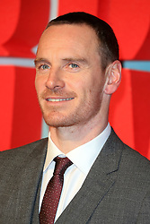 attends the Tomb Raider European premiere at the Vue Cinema in London, UK. 06 Mar 2018 Pictured: Michael Fassbender. Photo credit: Fred Duval / MEGA TheMegaAgency.com +1 888 505 6342