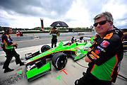 30 March - 1 April, 2012, Birmingham, Alabama USA.James Hinchcliffe.(c)2012, Jamey Price.LAT Photo USA