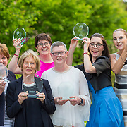 23.05.2018.       <br /> Today, the Institute of Community Health Nursing (ICHN) hosted its2018 community nurseawards in association withHome Instead Senior Care,at its annual nursing conference, in the Strand Hotel Limerick, rewarding public health nurses for their dedication to community care across the country. <br /> <br /> Pictured are, ICHN Nurse Awards Joint Award Winner, Teresa O Dowd Registered General Nurse Lucan Health Centre Dublin, Lifetime Achievement Award Winner Mary McDermott DPHN CHO 9, ICHN Nurse Award Winner 2018 from the Kildare Area - Emer Casey Registered General Nurse Maynooth, Co Kildare, Overall Winner - Anne Marie Kelly CNS Continence Promotion Unit Dr Stevens Hospital Dublin, ICHN Nurse Awards Joint Award Winners Aoife McEvoy Public Health Nurse Lucan Health Centre and Sandra Flaherty Public Health Nurse Lucan Health Centre. Picture: Alan Place