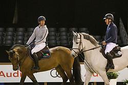 Whitaker Michael, GBR, Von Eckermann Henrik, SWE, <br /> Indoor Brabant<br /> © Sharon Vandeput<br /> 9/03/18