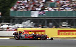 July 16, 2017 - Silverstone, Great Britain - Motorsports: FIA Formula One World Championship 2017, Grand Prix of Great Britain, .#3 Daniel Ricciardo (AUS, Red Bull Racing) (Credit Image: © Hoch Zwei via ZUMA Wire)