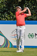 Cameron Smith (USA) watches his tee shot on 3 during Rd4 of the World Golf Championships, Mexico, Club De Golf Chapultepec, Mexico City, Mexico. 2/23/2020.<br /> Picture: Golffile | Ken Murray<br /> <br /> <br /> All photo usage must carry mandatory copyright credit (© Golffile | Ken Murray)