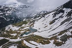 THEMENBILD - Der Bergasthof Mankeiwirt an der Fuscher Lacke . Die Hochalpenstrasse verbindet die beiden Bundeslaender Salzburg und Kaernten und ist als Erlebnisstrasse vorrangig von touristischer Bedeutung, aufgenommen am 11. Juni 2020 in Fusch a.d. Glstr., Österreich // the mountain restaurant Mankeiwirt on the Fuscher Lacke. The High Alpine Road connects the two provinces of Salzburg and Carinthia and is as an adventure road priority of tourist interest, Fusch a.d. Glstr., Austria on 2020/06/11. EXPA Pictures © 2020, PhotoCredit: EXPA/ JFK