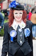 BRITAIN - Thatcher funeral