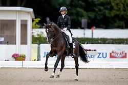 Glinka Alisa,MDA, Abercrombie<br /> World Championship Young Horses Verden 2021<br /> © Hippo Foto - Dirk Caremans<br /> 27/08/2021