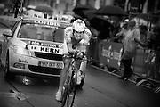 Kern bij de proloog van de Tour de France in Rotterdam.<br /> <br /> Kern at the prologue of the Tour de France 2010 in Rotterdam.