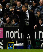 Photo: Jed Wee/Sportsbeat Images.<br /> Newcastle United v Arsenal. The FA Barclays Premiership. 05/12/2007.<br /> <br /> Newcastle manager Sam Allardyce.