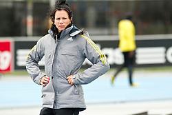 adidas Grand Prix Diamond League professional track & field meet: Jenn Suhr,