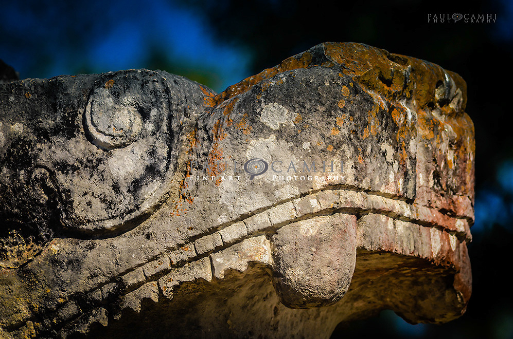 Kukulcán. Limited edition Fine Art Photography, pigment ink giclée print, dated and signed