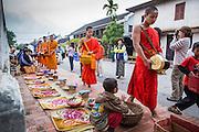 11 MARCH 2013 - LUANG PRABANG, LAOS:     PHOTO BY JACK KURTZ