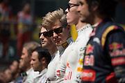 April 10-12, 2015: Chinese Grand Prix - Marcus Ericsson, Sauber Ferrari