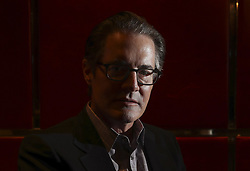 September 5, 2017 - Toronto, Ontario, Canada - TORONTO, ON - SEPTEMBER, 5   Kyle MacLachlan, who plays Agent Cooper in David Lynch's TV series Twin Peaks: The Return, comes to Toronto to chat about a role he thought he'd left behind 25 years ago.  He is seen at a downtown hotel..September, 5 2017  Richard Lautens/Toronto Star (Credit Image: © Richard Lautens/The Toronto Star via ZUMA Wire)