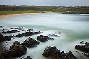 Bettyhill beach & village, northern Scotland