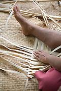 Weaving, Vuniuto Village, Taveuni, Fiji