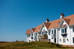 Clubhouse at Trump Turnberry Golf Course in Ayrshire, Scotland , UK
