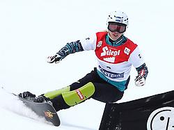 09.01.2011, Bad Gastein, AUT, FIS Weltcup Snowboard, Bad Gastein, im Bild ..Marion KREINER (AUT) while competing in the LG Snowboard FIS World Cup 2011 in Bad Gastein..Foto: Sven Kiesewetter / SK-Foto.info