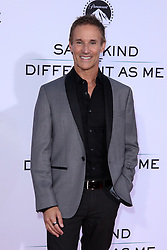 """Darren Moorman at the Paramount Pictures And Pure Flix Entertainment's """"Same Kind Of Different As Me"""" Premiere held at the Westwood Village Theatre on October 12, 2017 in Westwood, California, USA (Photo by Art Garcia/Sipa USA)"""