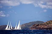 2012 Antigua Superyacht Challenge