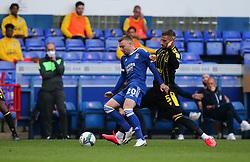 Max Ehmer of Bristol Rovers closes down Freddie Sears of Ipswich Town - Mandatory by-line: Arron Gent/JMP - 05/09/2020 - FOOTBALL - Portman Road - Ipswich, England - Ipswich Town v Bristol Rovers - Carabao Cup