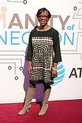 New York, NY-March 15: Claudia Jones. Vice President, Public Affairs & Federal Media Relations, AT&T attends the 2018 'Humanity of Connection' Awards Ceremony powered by AT&T and held at Jazz at Lincoln Center on March 15, 2018 in New York City. (Photo by Terrence Jennings/terrencejennings.com)