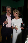 Robert Lacey and Lady Rayne. Celebration of Lord Weidenfeld's 60 Years in Publishing hosted by Orion. the Weldon Galleries. National Portrait Gallery. London. 29 June 2005. ONE TIME USE ONLY - DO NOT ARCHIVE  © Copyright Photograph by Dafydd Jones 66 Stockwell Park Rd. London SW9 0DA Tel 020 7733 0108 www.dafjones.com